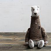 """Куклы и игрушки ручной работы. Ярмарка Мастеров - ручная работа Мишутка """"B"""". Handmade."""