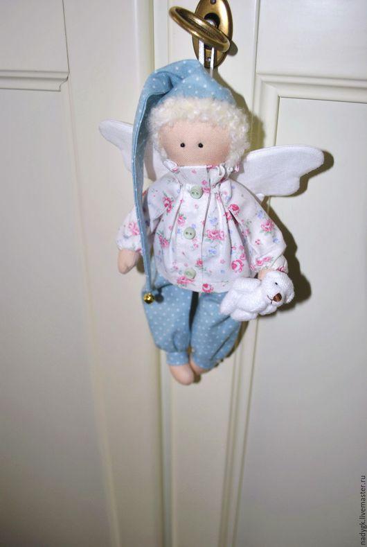 Куклы Тильды ручной работы. Ярмарка Мастеров - ручная работа. Купить Малыши - ангелочки (20 см). Handmade. Интерьерная кукла