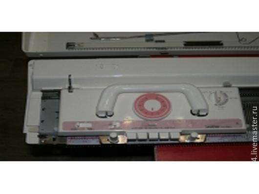 Вязание ручной работы. Ярмарка Мастеров - ручная работа. Купить вязальная машина бразер 894. Handmade. Бразер 894, япония