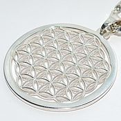 Фен-шуй и эзотерика handmade. Livemaster - original item The flower of Life (25mm). Handmade.