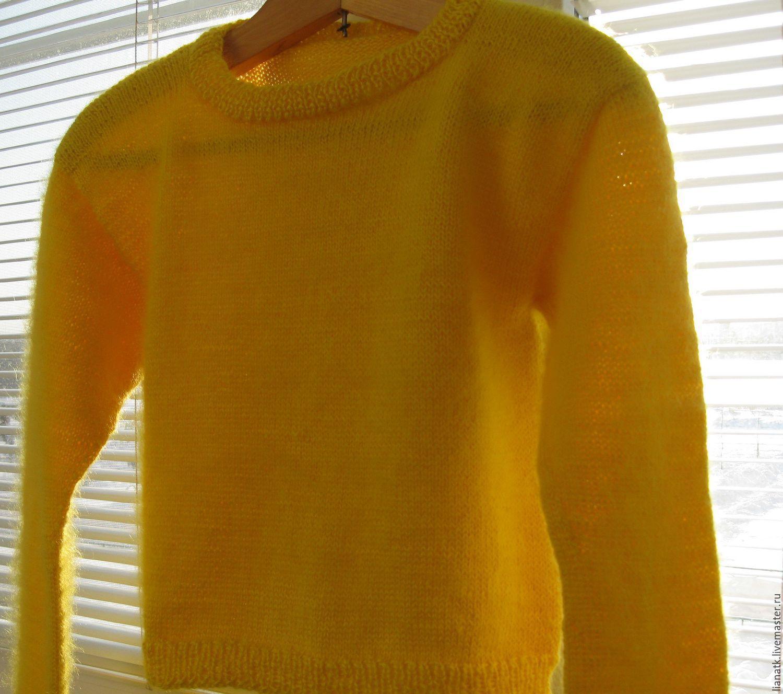Теплый пуловер женский доставка