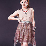 Одежда handmade. Livemaster - original item Skirt SHELK. Handmade.