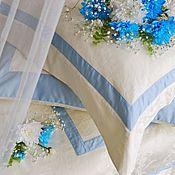 Свадебный салон ручной работы. Ярмарка Мастеров - ручная работа Подарок на свадьбу. Жаккардовое постельное бельё из сатина Вилена. Handmade.