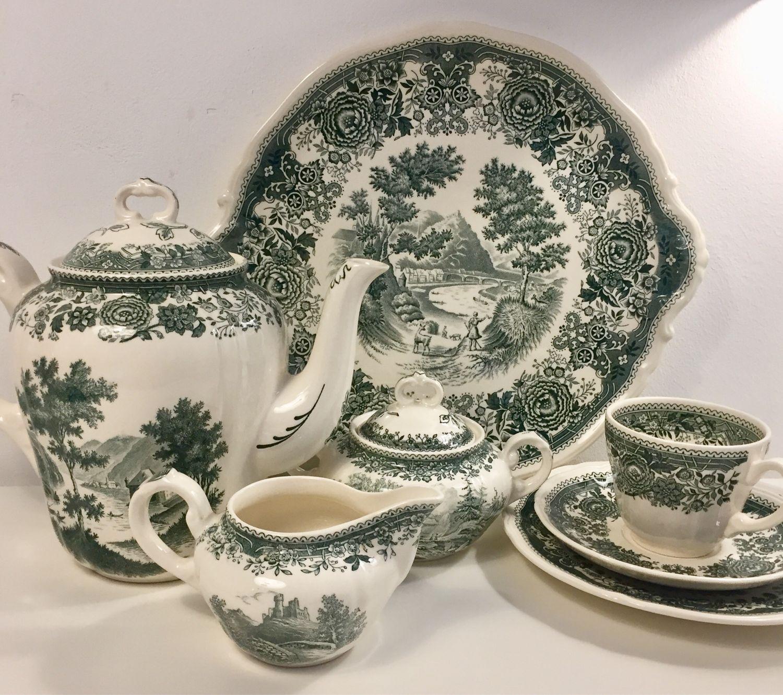 Service Porcelain Germany, Villeroy Boch Villeroy