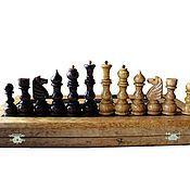 Сувениры и подарки ручной работы. Ярмарка Мастеров - ручная работа шахматы. Handmade.