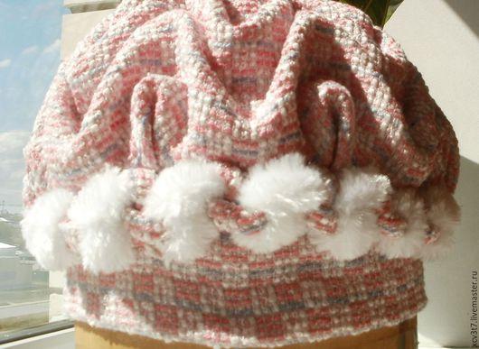Шапки ручной работы. Ярмарка Мастеров - ручная работа. Купить головные уборы,шапки шитые. Handmade. Разноцветный, ручной работы