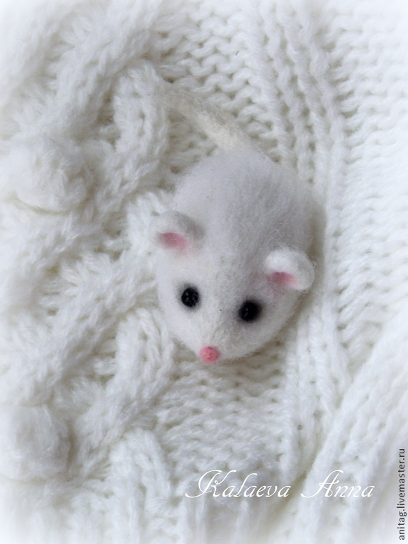 """Мышка брошь """"Для самых смелых Дам!!!""""))), Брошь-булавка, Ижевск,  Фото №1"""
