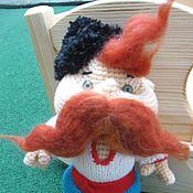 Куклы и игрушки ручной работы. Ярмарка Мастеров - ручная работа Казак. Handmade.