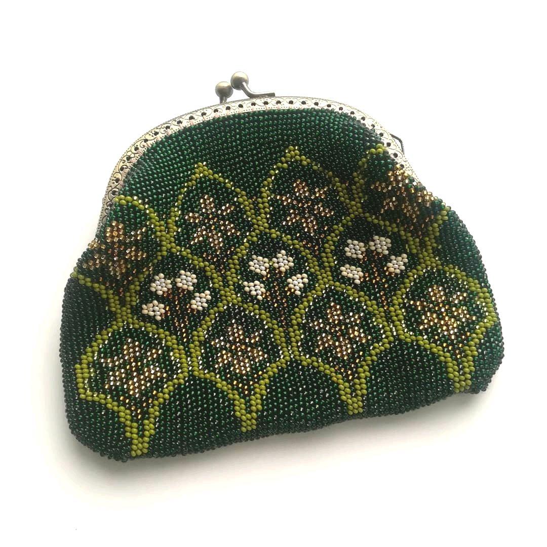 Кошелек или сумочка из бисера, Монетницы, Кстово,  Фото №1