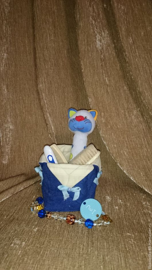Корзины, коробы ручной работы. Ярмарка Мастеров - ручная работа. Купить Текстильные коробочки. Handmade. Разноцветный, текстиль для детской