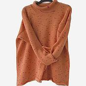 Одежда handmade. Livemaster - original item Tunic knitted. Handmade.