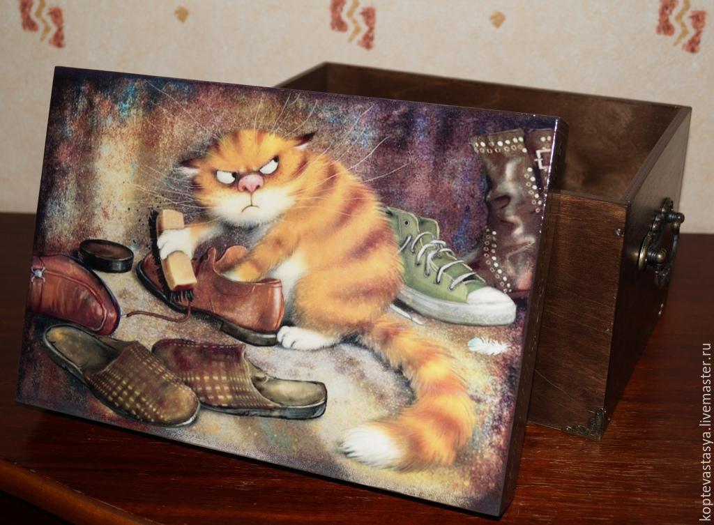 кот и тапки картинки картина по номерам сосна