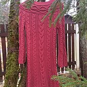 """Одежда ручной работы. Ярмарка Мастеров - ручная работа Платье """" Скарлет"""". Handmade."""