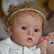 Куклы и игрушки ручной работы. Ярмарка Мастеров - ручная работа КУКЛА РЕБОРН - ТИФФАНИ. Handmade.