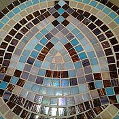 """Для дома и интерьера ручной работы. Ярмарка Мастеров - ручная работа Столик """"Трио"""", мозаика. Handmade."""