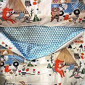 Комплекты постельного белья ручной работы. Ярмарка Мастеров - ручная работа Постельное белье для детей. Handmade.