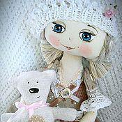 Куклы и игрушки ручной работы. Ярмарка Мастеров - ручная работа Кукла Леля. Handmade.