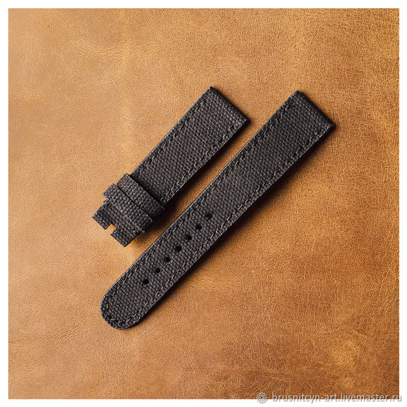 The watchband of the canvas, Watch Straps, St. Petersburg,  Фото №1