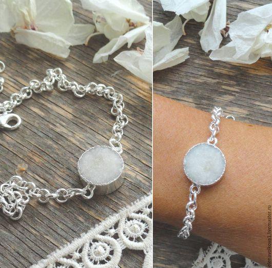 белый браслет с камнем друза серебро цепочка белый браслет с камнем друза серебро цепочка белый браслет с камнем друза серебро цепочка белый браслет с камнем друза серебро цепочка белый браслет