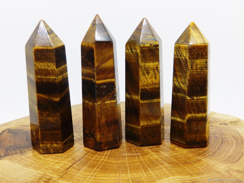 Tiger Eye Crystal, Crystal, Gatchina,  Фото №1