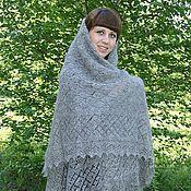 Подарки к праздникам handmade. Livemaster - original item 89 - handkerchief downy shawl Warm gift ,shawl,personalized gift. Handmade.