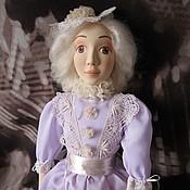 Куклы и игрушки ручной работы. Ярмарка Мастеров - ручная работа Будуарная кукла Утро в Провансе. Handmade.