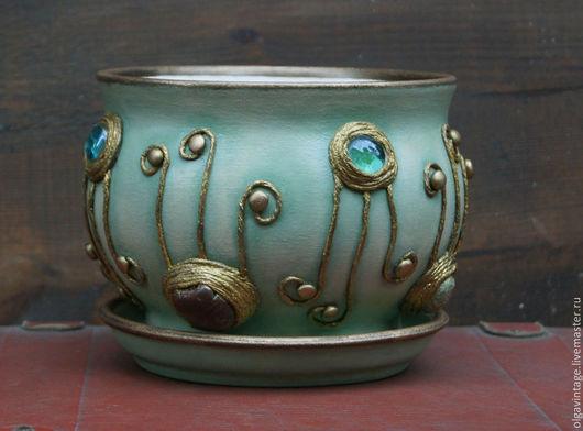 Цветочник, кашпо для цветов, кашпо, кашпо цветочное, цветочное кашпо, керамический горшок, кашпо керамическое, кашпо глиняное, кашпо из глины, кашпо декоративное, горшок декоративный