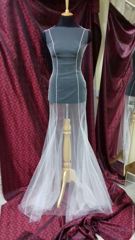 Платье открытая спина с сеткой