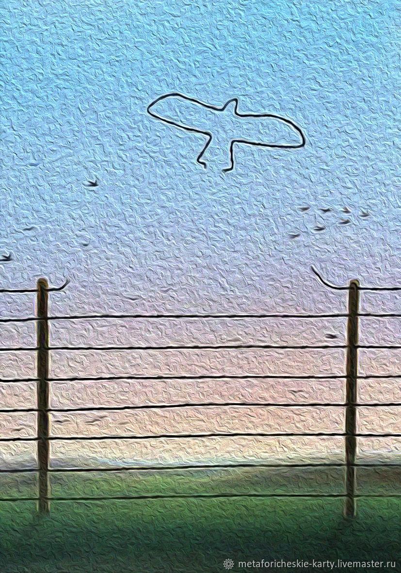 """Метафорические Ассоциативные Карты """"Игры разума"""", 1 часть, Карты Таро, Геленджик,  Фото №1"""