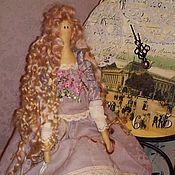 Куклы и игрушки ручной работы. Ярмарка Мастеров - ручная работа Тильда Ангел Амели. Handmade.