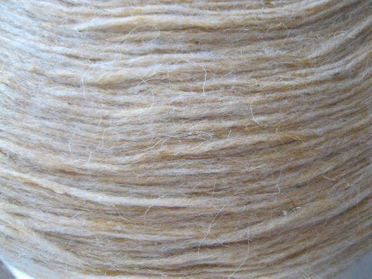 Вязание ручной работы. Ярмарка Мастеров - ручная работа. Купить Ровница из верблюжьей шерсти. Handmade. Пряжа, пряжа вязание