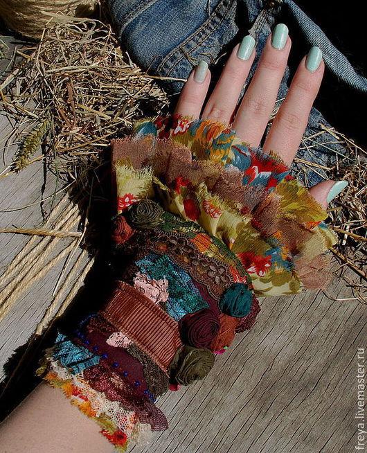 """Браслеты ручной работы. Ярмарка Мастеров - ручная работа. Купить Бохо-браслет """" Gypsy"""". Handmade. Браслет, бохо-шик"""