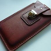 Сумки и аксессуары handmade. Livemaster - original item IPhone X case. Handmade.