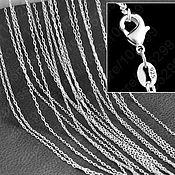 Материалы для творчества ручной работы. Ярмарка Мастеров - ручная работа цепи серебро 925 Китай. Handmade.