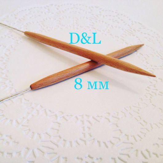 Вязание ручной работы. Ярмарка Мастеров - ручная работа. Купить Круговые спицы 7, 8, 9, 10 мм. Handmade.