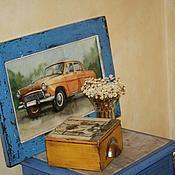 Комплекты аксессуаров для дома ручной работы. Ярмарка Мастеров - ручная работа Для приятных воспоминаний ... ретро-стиль .... Handmade.