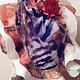 """Комплекты аксессуаров ручной работы. Комплект шарф и брошь """"Рыжик"""". Виктория Гайнутдинова (Viktoria-perm). Интернет-магазин Ярмарка Мастеров."""