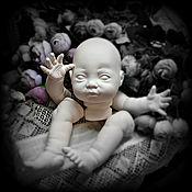 Материалы для творчества ручной работы. Ярмарка Мастеров - ручная работа Кукольная заготовка № 47. Handmade.