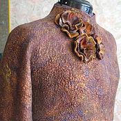 """Одежда ручной работы. Ярмарка Мастеров - ручная работа Жакет """"Лесная Нимфа"""" Заказ - продан. Handmade."""