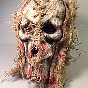 Субкультуры ручной работы. Ярмарка Мастеров - ручная работа Маска Scarecrow. Handmade.