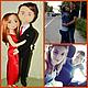 Портретные куклы ручной работы. кукла по фотографии. Настя зубарева (apelsinka26). Интернет-магазин Ярмарка Мастеров. Кукла в подарок