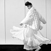 """Одежда ручной работы. Ярмарка Мастеров - ручная работа Платье-распашонка из коллекции """"Аннабель"""". Handmade."""