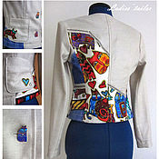 Одежда ручной работы. Ярмарка Мастеров - ручная работа Пошив авторских работ. Handmade.