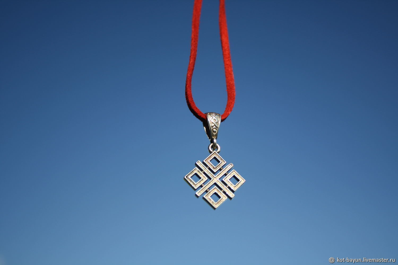 Amulet Makosh silver 925, Pendants, Moscow,  Фото №1