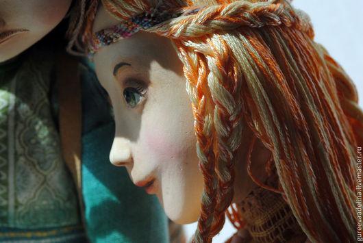 """Мишки Тедди ручной работы. Ярмарка Мастеров - ручная работа. Купить Кукла """"Дети цветов"""". Handmade. Кукла ручной работы"""