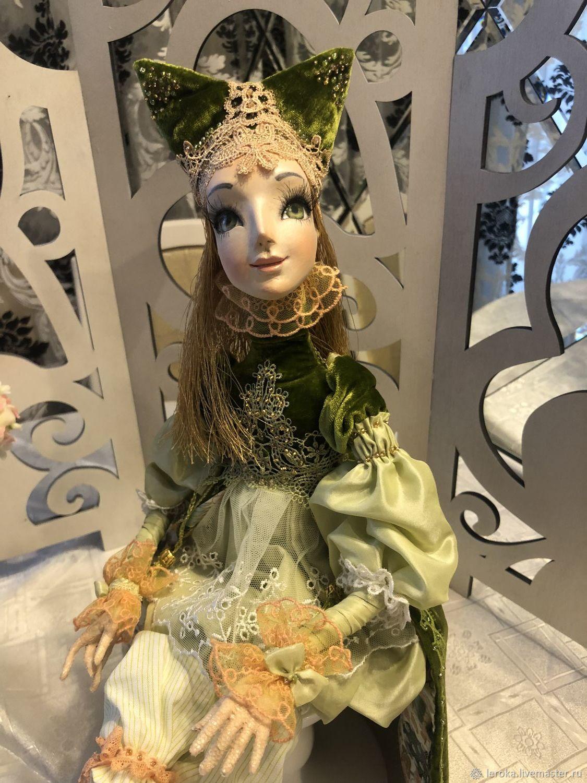 Будуарная куколка «Весенняя роза», Шарнирная кукла, Балашиха,  Фото №1