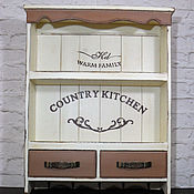 "Шкаф навесной ""Country Kitchen"""