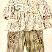 Одежда handmade. Livemaster - original item Threads of cotton