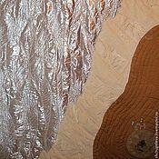 """Картины и панно ручной работы. Ярмарка Мастеров - ручная работа текстильное панно """"Под Крылом. Ave"""". Handmade."""