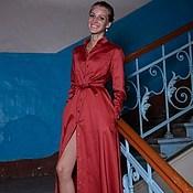 """Одежда ручной работы. Ярмарка Мастеров - ручная работа Платье """"Рубашка"""". Handmade."""